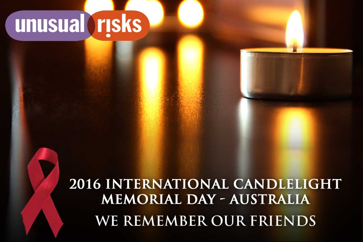 2016 International Candlelight Memorial Day - Australia - We remember our friends and their families